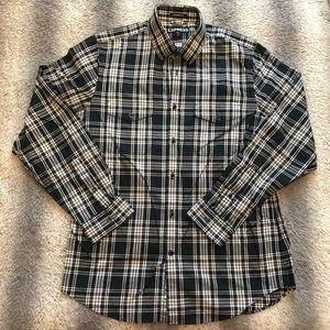 👔 Express Long Sleeve Dress Shirt Mens M 15-151/2